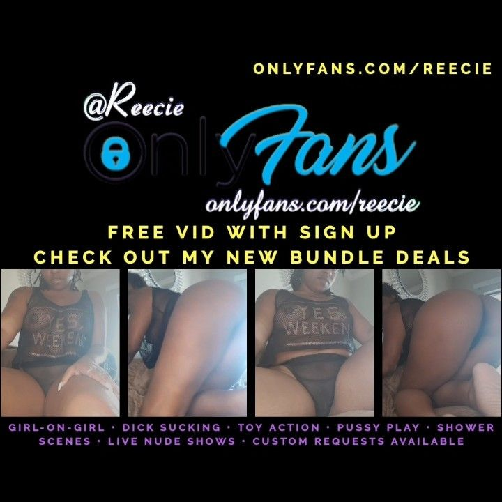 Reecie OnlyFans Leaked Photos and Videos