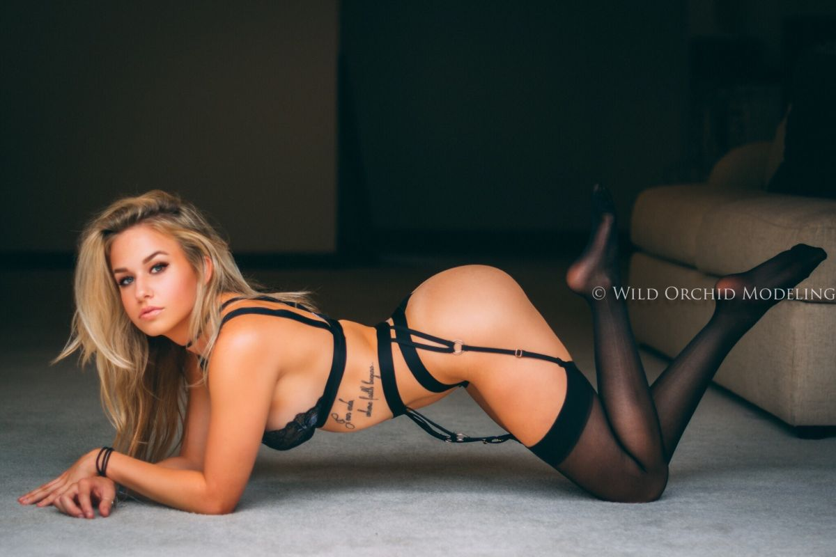 Wild Orchid Modeling OnlyFans Leaked Photos and Videos